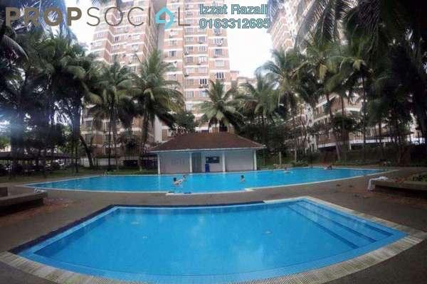 For Sale Condominium at Garden Park, Bandar Sungai Long Freehold Semi Furnished 3R/2B 290.0千