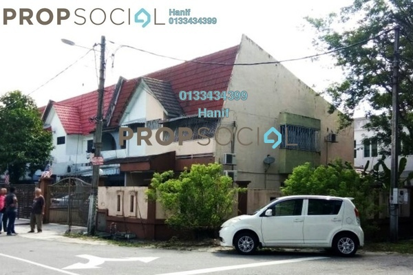 For Sale Terrace at Taman Cheras Indah, Cheras Freehold Semi Furnished 3R/3B 900k