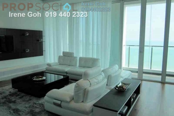 For Sale Condominium at Harmony Residence, Tanjung Bungah Freehold Fully Furnished 3R/4B 3.8m