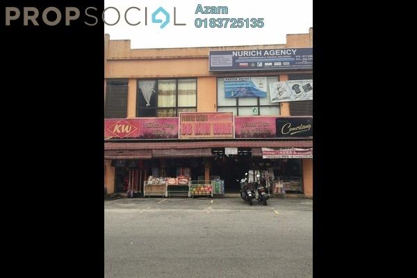 For Sale Shop at Kuang, Selangor Freehold Semi Furnished 2R/2B 660k