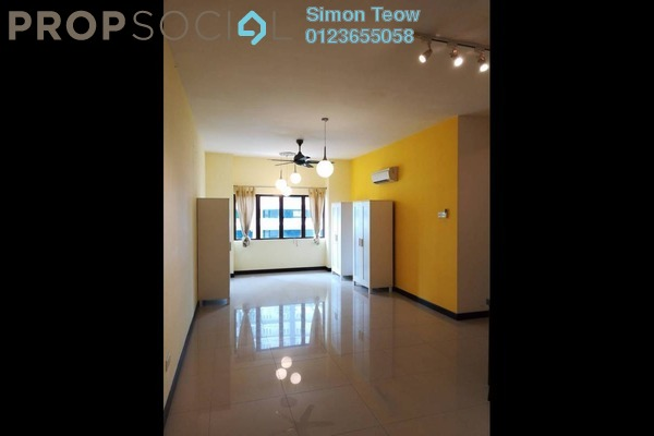 For Sale Apartment at Desa Idaman Residences, Puchong Freehold Semi Furnished 3R/2B 418k