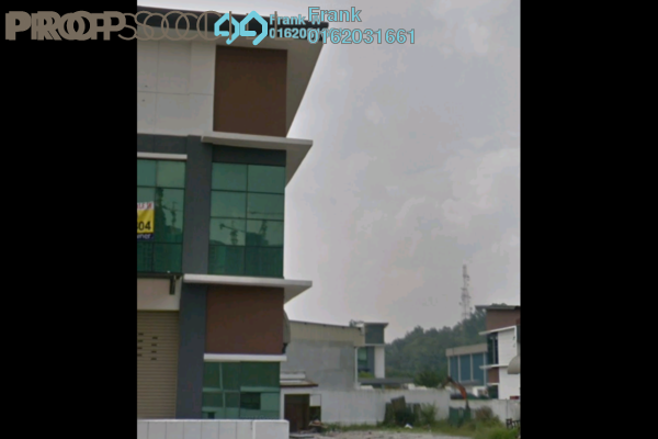 For Sale Factory at Taman Kempas Utama, Johor Bahru Freehold Unfurnished 0R/0B 2.2m