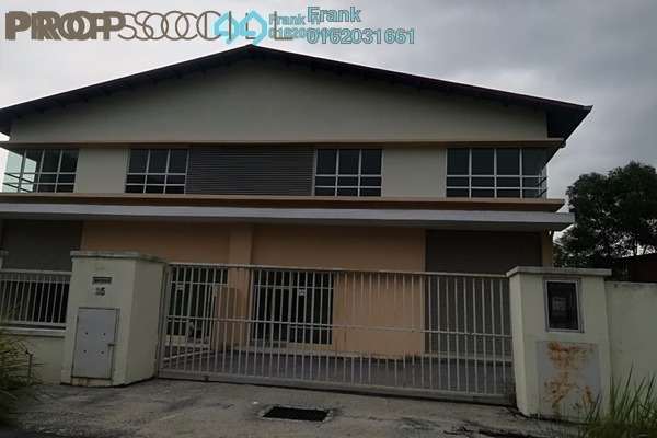 For Sale Factory at Rawang Perdana 1, Rawang Freehold Unfurnished 0R/0B 2.2m
