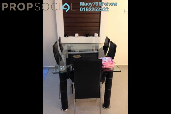 For Rent Land at Central Residence, Sungai Besi Freehold Semi Furnished 2R/2B 1.5k