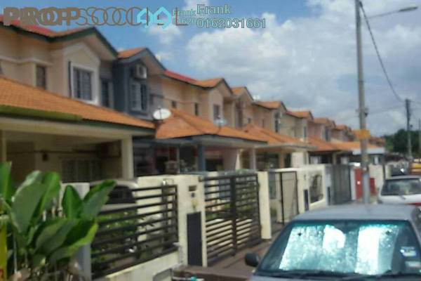 For Sale Terrace at Bandar Puteri Klang, Klang Freehold Semi Furnished 4R/3B 499k