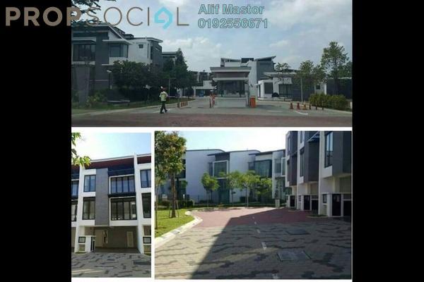 For Sale Terrace at Symphony Hills, Cyberjaya Freehold Unfurnished 6R/4B 1.2m