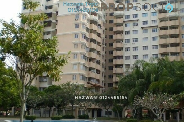 For Sale Apartment at Vista Seri Putra, Bandar Seri Putra Freehold Semi Furnished 3R/2B 300k