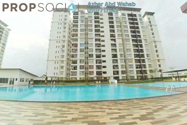 For Sale Condominium at 1120 Park Avenue, PJ South Leasehold Semi Furnished 3R/2B 415k