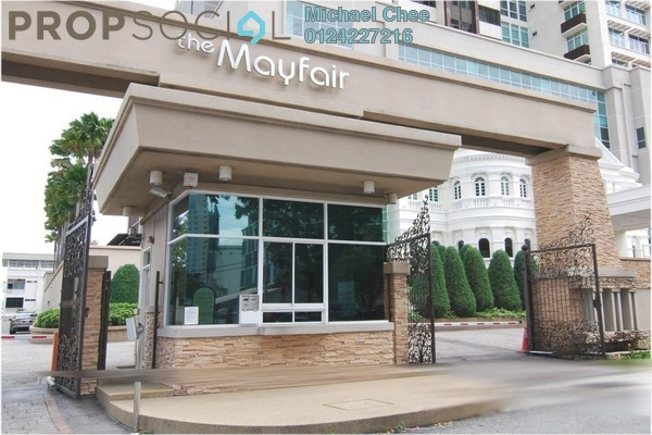 For Sale Condominium at The Mayfair, Georgetown Freehold Fully Furnished 5R/7B 3.2m