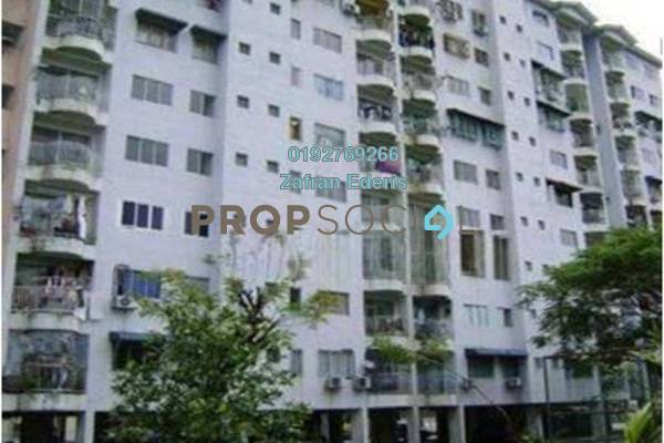 For Sale Apartment at City Heights Apartment, Kajang Freehold Unfurnished 3R/2B 210k