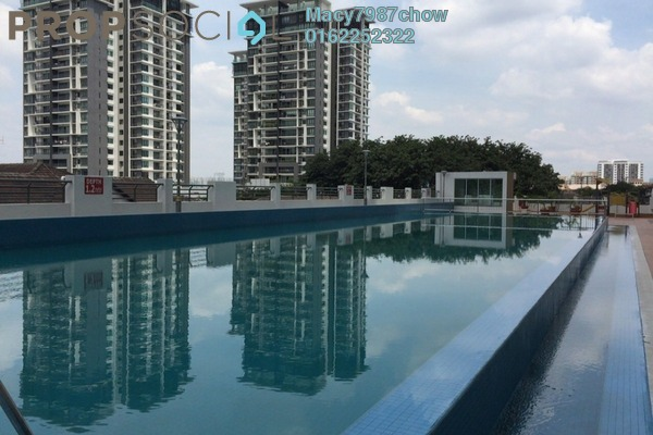 For Rent Condominium at 288 Residences, Kuchai Lama Freehold Semi Furnished 3R/2B 2k