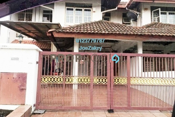 For Sale Link at BK1, Bandar Kinrara Freehold Semi Furnished 4R/3B 728k