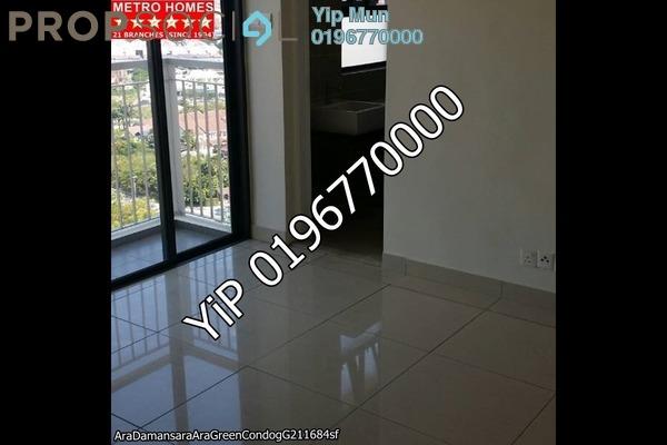 For Sale Apartment at Maisson, Ara Damansara Freehold Semi Furnished 3R/2B 1.15m