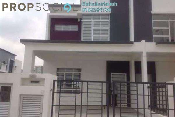 For Sale Terrace at Setia EcoHill 2, Semenyih Freehold Unfurnished 4R/3B 630k