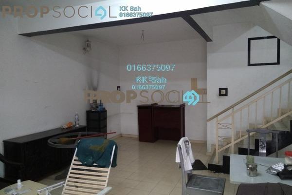 For Sale Link at Taman Pendamar Indah 1, Port Klang Freehold Semi Furnished 4R/3B 348k