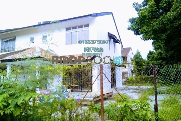 For Sale Terrace at Section 6, Bandar Mahkota Cheras Freehold Unfurnished 4R/3B 838k