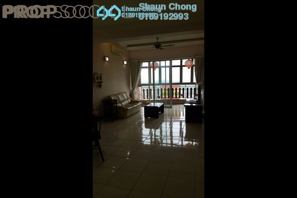 For Sale Condominium at Greenview Residence, Bandar Sungai Long Freehold Fully Furnished 3R/2B 480k