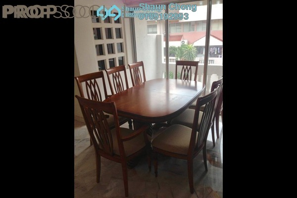 For Sale Townhouse at Kiara Green, TTDI Freehold Semi Furnished 3R/2B 880k