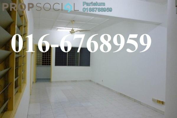 For Rent Link at Pandan Jaya, Pandan Indah Freehold Unfurnished 3R/2B 1.4k