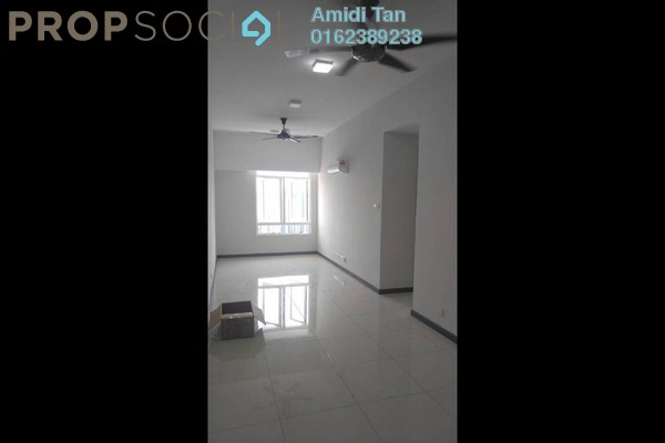 For Rent Condominium at Tiara Mutiara 2, Old Klang Road Freehold Semi Furnished 3R/2B 1.85k