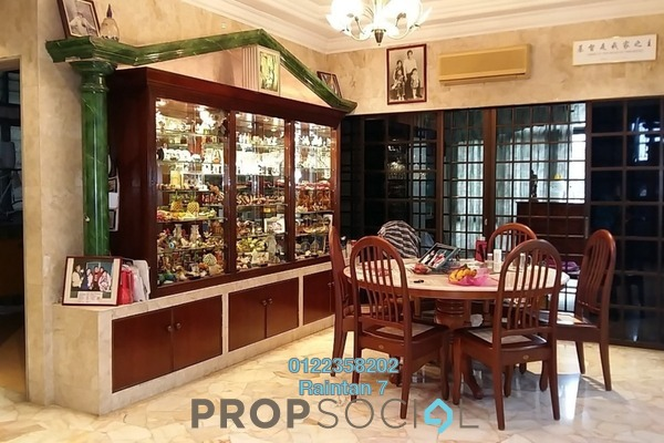 For Sale Bungalow at Taman Halimahton, Old Klang Road Freehold Semi Furnished 6R/2B 2.68m