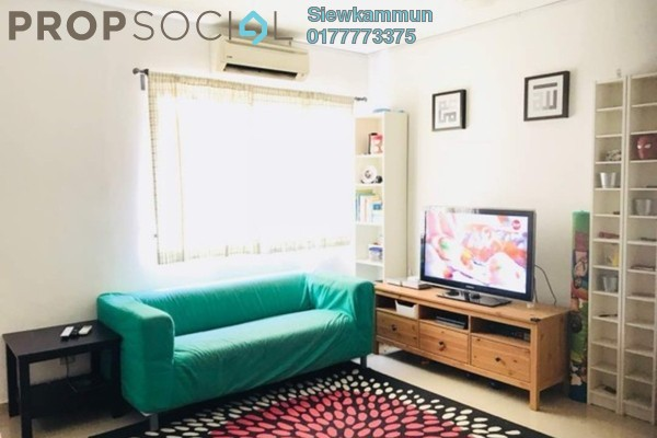 For Sale Apartment at Sri Meranti, Bandar Sri Damansara Freehold Semi Furnished 3R/1B 175k