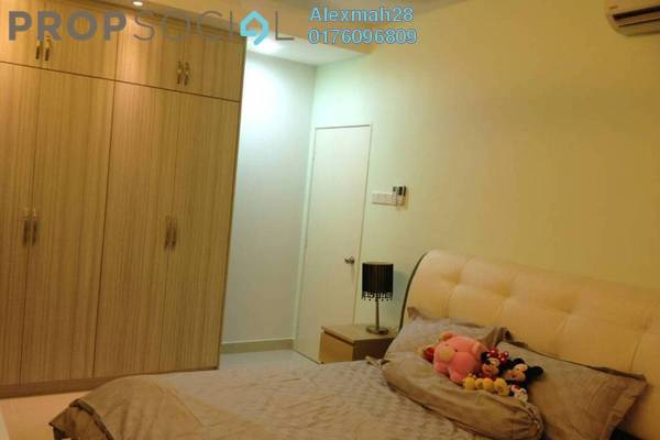 For Rent Condominium at Platinum Hill PV2, Setapak Freehold Fully Furnished 3R/2B 2.4k