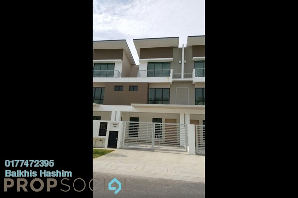 For Sale Terrace at Setia Impian, Setia Alam Freehold Unfurnished 5R/4B 870k