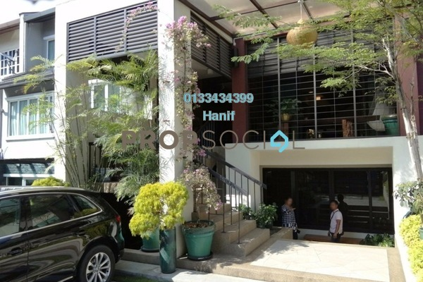 For Sale Terrace at Taman TAR, Ampang Leasehold Semi Furnished 5R/4B 2.2m
