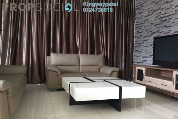For Rent Condominium at Central Park, Green Lane Freehold Fully Furnished 4R/4B 3.8k