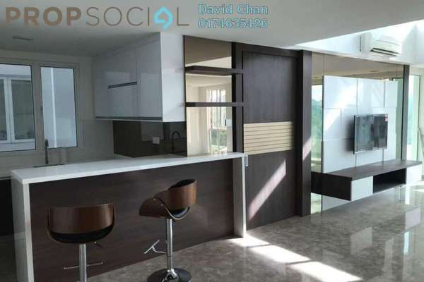 For Sale Duplex at Subang Parkhomes, Subang Jaya Freehold Fully Furnished 4R/4B 1.58m