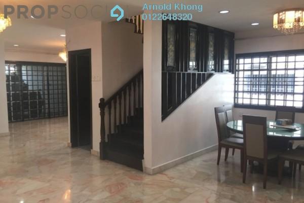 For Sale Terrace at Taman Bukit Segar, Cheras Freehold Semi Furnished 3R/3B 980k