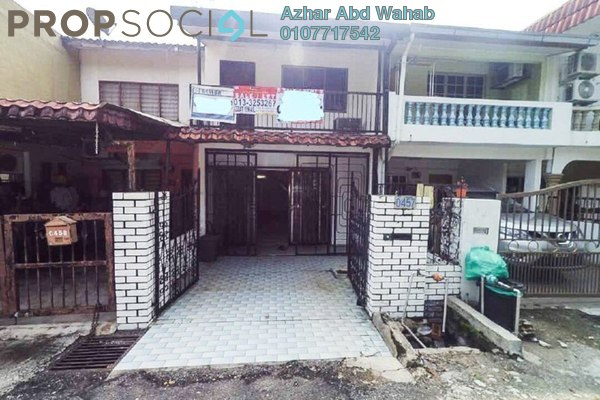 For Sale Terrace at Taman Melawati, Melawati Freehold Unfurnished 3R/2B 425k