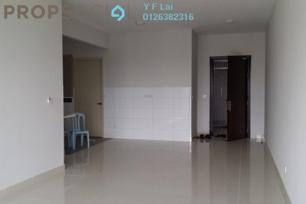 For Sale Condominium at KM1, Bukit Jalil Freehold Semi Furnished 3R/3B 798k