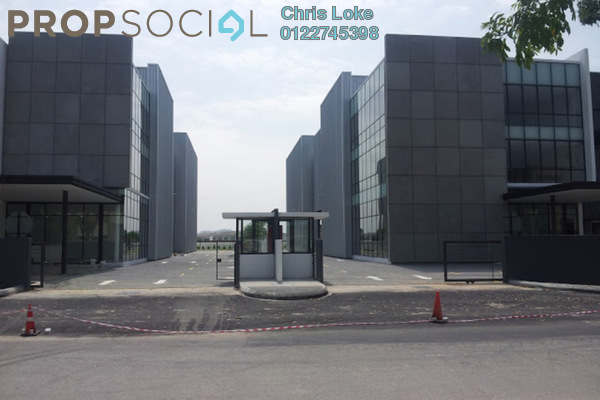 For Sale Factory at Puncak Alam Jaya Residences, Shah Alam Leasehold Unfurnished 0R/0B 5.1m