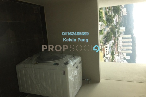 For Sale SoHo/Studio at Straits Garden, Jelutong Freehold Fully Furnished 2R/1B 530k