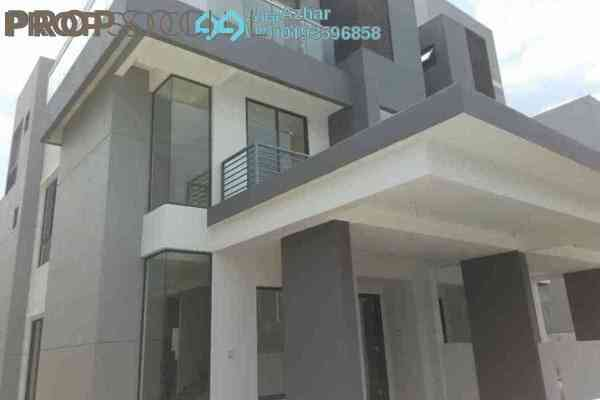 For Sale Semi-Detached at Spring Villa, Bandar Mahkota Cheras Freehold Unfurnished 6R/7B 1.3m