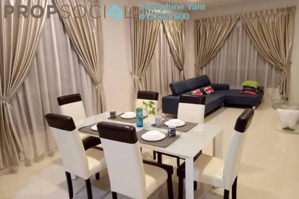 For Rent Condominium at 6 Ceylon, Bukit Ceylon Freehold Fully Furnished 3R/2B 5.2k