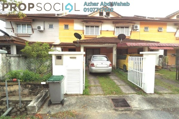 For Sale Terrace at Laman Bakawali, Kota Seriemas Freehold Unfurnished 3R/3B 360k