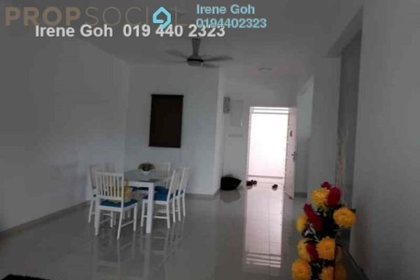 For Rent Condominium at Fiera Vista, Sungai Ara Freehold Fully Furnished 3R/2B 1.6k
