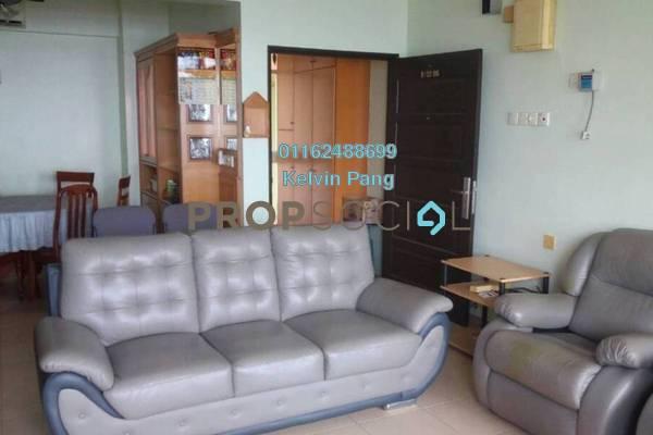 For Sale Condominium at Sunny Ville, Batu Uban Freehold Fully Furnished 3R/2B 520k