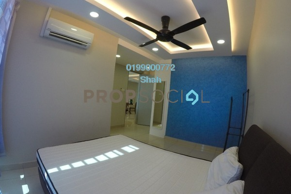 For Rent Condominium at Suasana Lumayan, Bandar Sri Permaisuri Freehold Fully Furnished 4R/2B 2.5k