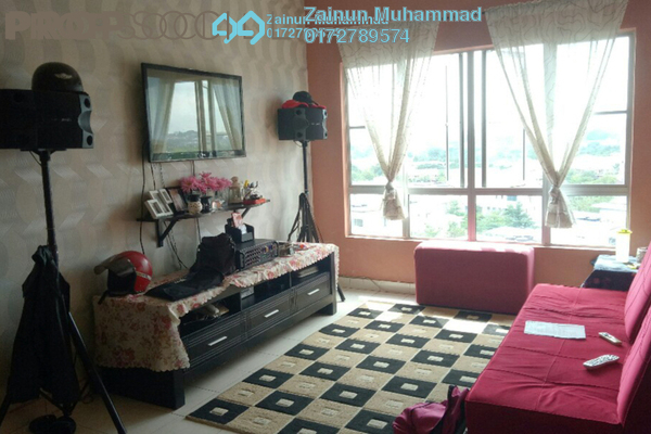 For Sale Apartment at Seksyen 5, Bangi Leasehold Unfurnished 3R/2B 255k