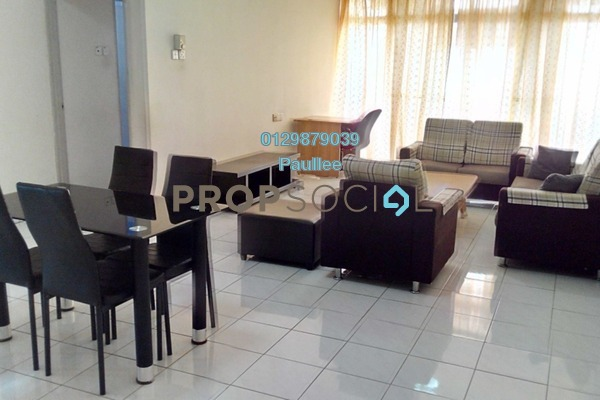 For Rent Condominium at Bukit OUG Condominium, Bukit Jalil Freehold Fully Furnished 3R/2B 1.4k