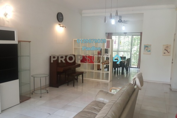 For Sale Terrace at Taman Esplanad, Bukit Jalil Freehold Semi Furnished 5R/4B 1.75m