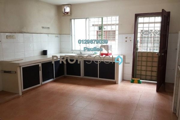 For Sale Terrace at Merbuk, Bandar Puchong Jaya Freehold Semi Furnished 3R/2B 438k
