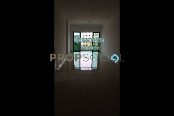 For Sale Condominium at Riverville Residences, Old Klang Road Freehold Unfurnished 3R/2B 648k