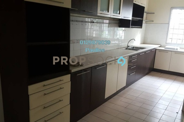 For Sale Terrace at BP1, Bandar Bukit Puchong Freehold Semi Furnished 4R/3B 600k