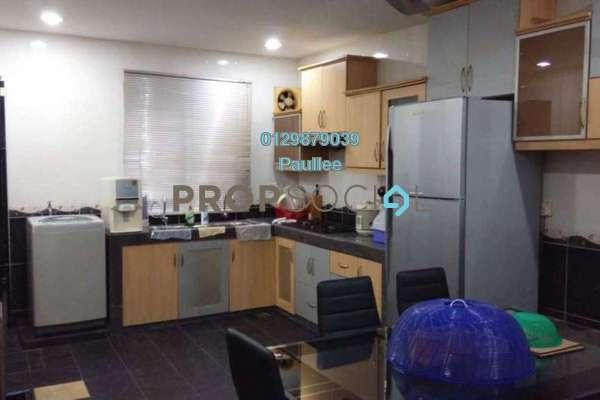 For Rent Terrace at PU12, Bandar Puchong Utama Freehold Fully Furnished 4R/3B 1.5k