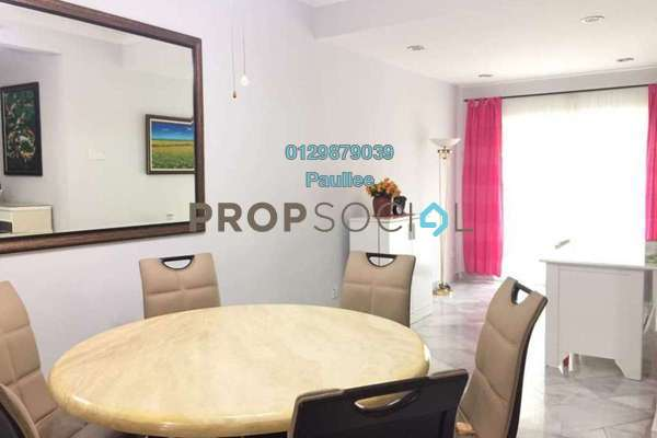 For Sale Terrace at Putra Residence, Putra Heights Freehold Semi Furnished 4R/3B 760k